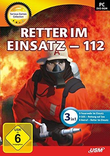 Serious Games Collection - Retter im Einsatz - 112 - [PC]
