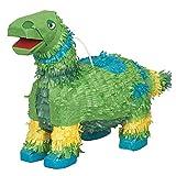 Piñata de dinosaurio brontosaurio