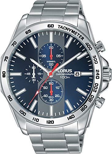 Lorus Analógico-Digital Modelo Reloj RM383EX9. Marca LORUS