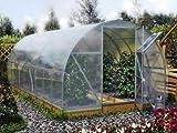 RicHHouse Policarbonato invernadero All Season bioproducts 300cm x 600cm x...