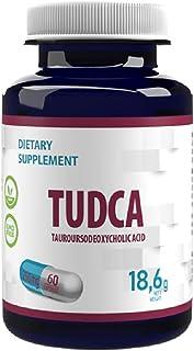 TUDCA Lever ondersteuning, Detox 60 Vegan caps 250mg High Strength Supplement
