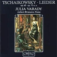チャイコフスキー歌曲集 (Tschaikowsky, Pjotr Iljitsch: Lieder)