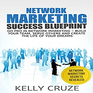 Network Marketing: Go Pro in Network Marketing: Build Your Team, Serve Others and Create the Life of Your Dreams cover art