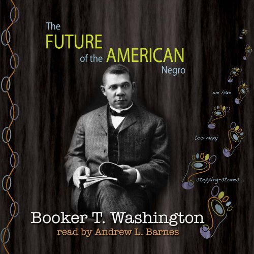 The Future of the American Negro audiobook cover art
