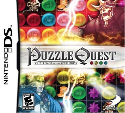 Puzzle Quest: Challenge of the Warlords - Nintendo DS by D3