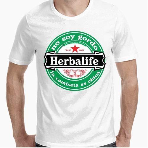 T-shirt - Original design - No Soy Gordo T-shirt is Girl - M
