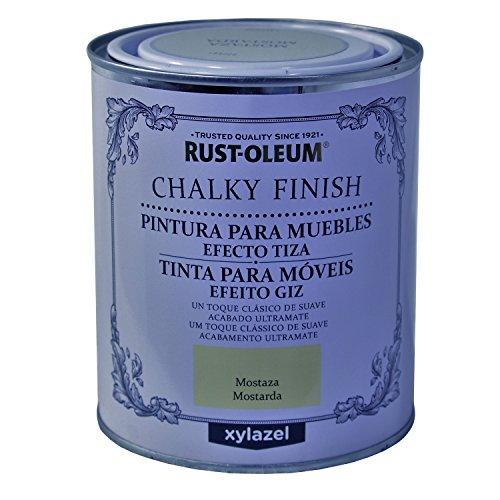 Rust-Oleum 4080403 Pintura, Mostaza, 750 ml