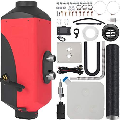 VEVOR 5KW Standheizung Diesel, 12V Diesel Luftheizung, Luft Dieselheizung, Air Standheizung, Elektrische Gasheizung