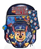 Paw Patrol Kids 5 Piece Backpack Set for Girls & Boys