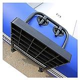 ZRNG Barco de Pesca Titular de Motor Soporte de Motor de Barco (Color : Black)
