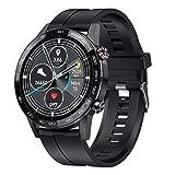 ACAMPTAR Reloj Inteligente L16 Hombre ECG + PPG...