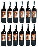 12x Mavrodaphne Rotwein lieblich Tsantali je 750ml/15% + 2 Probier Sachets Olivenöl kaltgepresst aus Kreta a 10 ml - griechischer roter Wein Rotwein Griechenland Wein Set