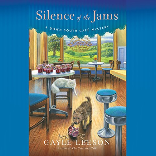 Silence of the Jams audiobook cover art