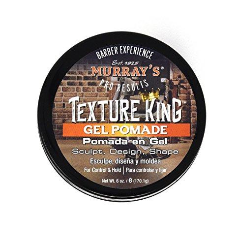 MURRAY'S Texture King Gel Pomade (6 oz)