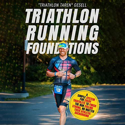Triathlon Running Foundations cover art
