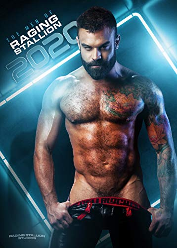 The Men of Raging Stallion 2020: Kalender 2020