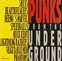Punks From the Underground by Punks From the Underground