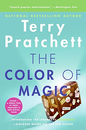 The Color of Magic: A Discworld Novel (Discworld, 1)