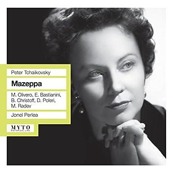 Tchaikovsky: Mazeppa (Sung in Italian) [Recorded Live 1954]