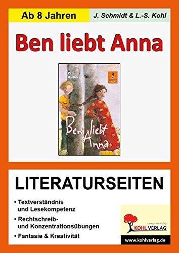 Ben liebt Anna - Literaturseiten