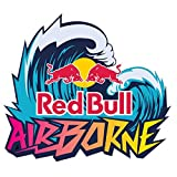 Adhesivos retroreflectantes para Casco Red Bull Airborne
