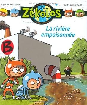 Paperback La rivière empoisonnée (French Edition) [French] Book
