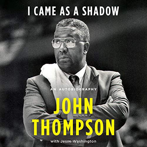I Came as a Shadow Audiobook By John Thompson cover art