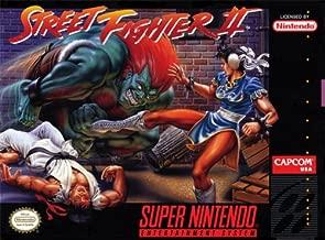 street fighter 2 snes versions