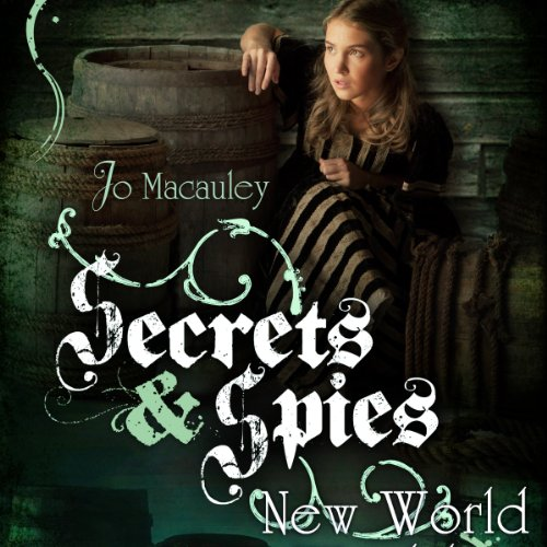 New World audiobook cover art