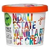 Jeni's Splendid Ice Creams Ndali Estate Vanilla Bean Street Treats Ice Cream with Spoon, 3.6 oz (Frozen)