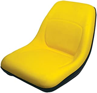 AM116408 New Yellow Seat Made To Fit John Deere Gator 1200A 4x2 Gator 6x4 Gator