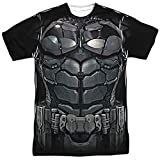 BATMAN Arkham Knight Costume Adult T-Shirt White XL