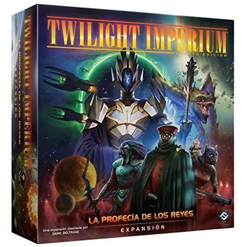 Fantasy Flight Games Twilight Imperium - la Profecía de los Reyes (TI10ES)