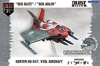 Dust Tactics: Axis Horten HO-347 Aircraft Der Adler / Der Blitz by Battlefront Miniatures