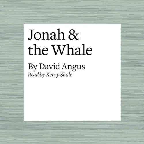 Jonah & the Whale audiobook cover art