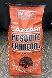 Lazzari, Mesquite Charcoal, 15 LB Bag
