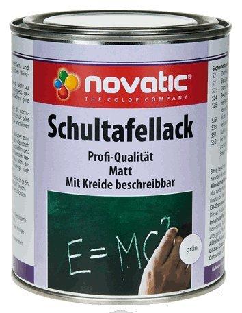 novatic Schultafellack KG07 - schwarz - 750ml
