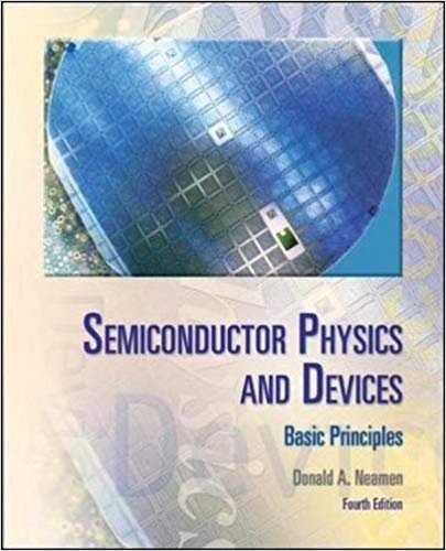 [0073529583] [9780073529585] Semiconductor Physics And Devices: Basic Principles 4th Edition-Hardcover