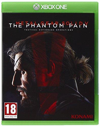 Metal Gear Solid V: The Phantom Pain - Standard Edition - Xbox One