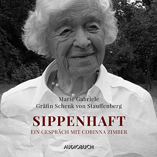 Sippenhaft audiobook cover art