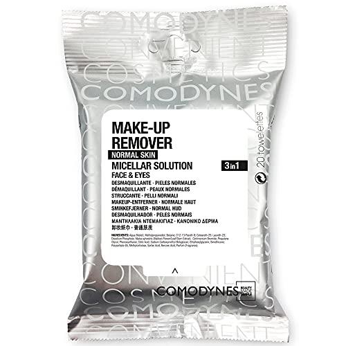 Comodynes Toallita Desmaquillante para piel normal - 20 Unidades