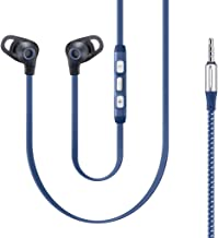 Livoty Wired in-Ear 3.5mm Earphones Stereo with Microphone Volume Control Headset Super Bass...