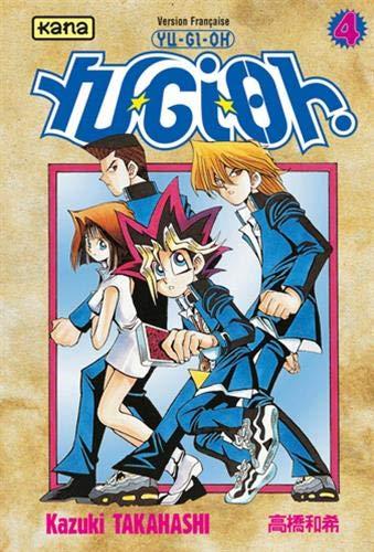 Yu-Gi-Oh ! Tome 4