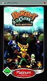 Sony Ratchet & Clank: Size Matters - Platinum, PSP