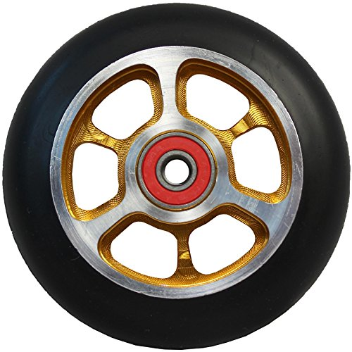 Cox Swain Stunt Scooter Rolle 100mm/ 88A + Lager/Spacer