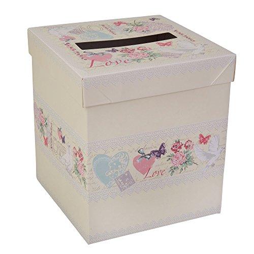 Neviti With Love Briefkasten für die Hochzeitsglückwünsche