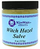 WiseWays Herbals Witch Hazel Salve 4 oz