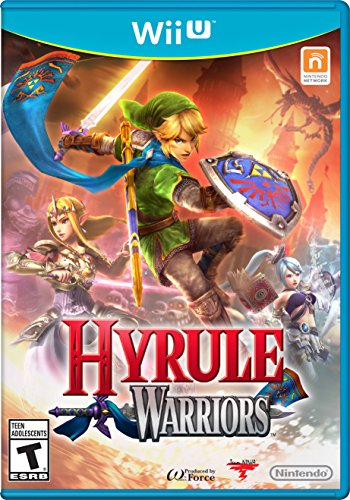 Hyrule Warriors – Nintendo Wii U – Classics Edition