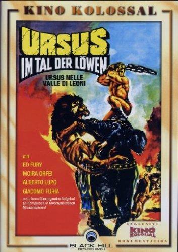 Ursus im Tal der Löwen (Kino Kolossal)