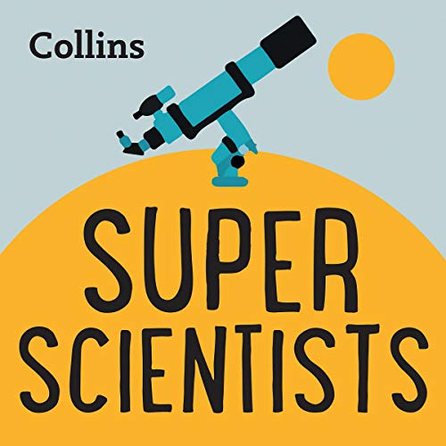 Super Scientists cover art